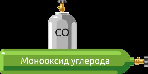 Монооксид углерода - Центр технологий Лантан